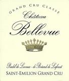 Château Bellevue  Grand Cru Classé label