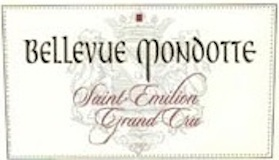 Château Bellevue-Mondotte  Grand Cru label
