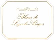 Château Lynch-Bages Blanc de Lynch-Bages label