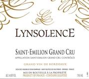 Lynsolence  Grand Cru label