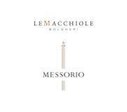 Le Macchiole Messorio label