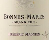 Frédéric Magnien Bonnes-Mares Grand Cru  label
