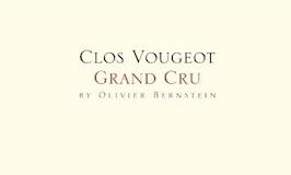 Olivier Bernstein Clos de Vougeot Grand Cru  label