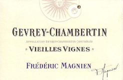 Frédéric Magnien Gevrey-Chambertin Vieilles vignes label