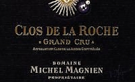 Domaine Michel Magnien Clos de la Roche Grand Cru  label