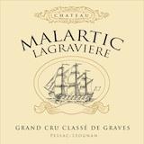 Château Malartic-Lagravière Rouge Cru Classé de Graves label