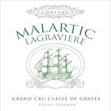Château Malartic-Lagravière Blanc Cru Classé de Graves label