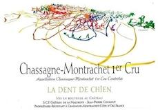 Château de la Maltroye Chassagne-Montrachet Premier Cru Dent de Chien label