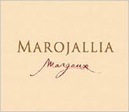 Château Marojallia  label