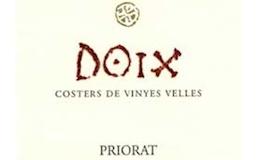 Celler Mas Doix Doix Costers de Vinyes Velles label