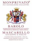 Giuseppe Mascarello e Figlio Barolo Monprivato label