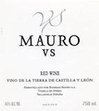 Bodegas Mauro VS (Vendimia Seleccionada) label