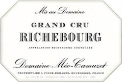 Domaine Méo-Camuzet Richebourg Grand Cru  label