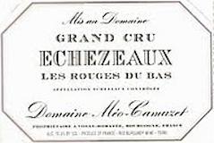 Domaine Méo-Camuzet Echezeaux Grand Cru  label