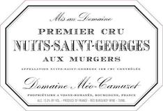 Domaine Méo-Camuzet Nuits-Saint-Georges Premier Cru Les Murgers label