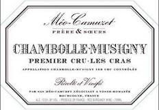 Domaine Méo-Camuzet Chambolle-Musigny Premier Cru Les Cras label