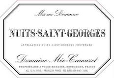 Domaine Méo-Camuzet Nuits-Saint-Georges  label