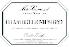 Domaine Méo-Camuzet Chambolle-Musigny  label