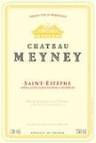 Château Meyney  label