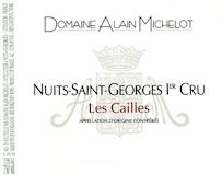 Domaine Alain Michelot Nuits-Saint-Georges Premier Cru Les Cailles label