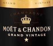 Moët & Chandon Grand Vintage label
