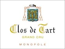 Clos de Tart Clos de Tart Grand Cru  label