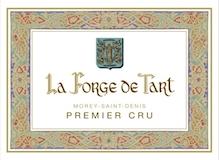 Clos de Tart Morey-Saint-Denis Premier Cru La Forge de Tart label