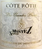 Domaine du Monteillet Côte Rôtie Les Grandes Places label