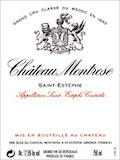 Château Montrose  Deuxième Cru label