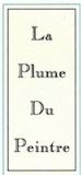 Domaine de la Mordorée Châteauneuf-du-Pape La Plume du Peintre label