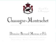 Domaine Bernard Moreau et Fils Chassagne-Montrachet  label