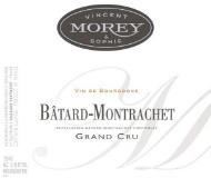 Domaine Vincent & Sophie Morey Bâtard-Montrachet Grand Cru  label