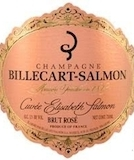 Billecart-Salmon Cuvée Elisabeth Salmon label
