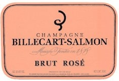 Billecart-Salmon Brut Rosé label