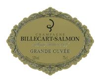 Billecart-Salmon Grande Cuvée label