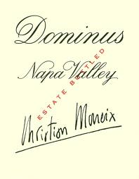 Dominus Estate Dominus label