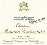 Château Mouton Rothschild  Premier Cru label