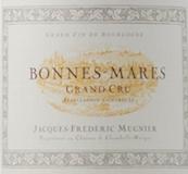 Domaine Jacques-Frédéric Mugnier Bonnes-Mares Grand Cru  label