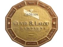 G.H. Mumm Cuvée R. Lalou label