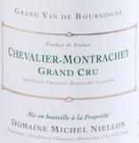 Domaine Michel Niellon Chevalier-Montrachet Grand Cru  label