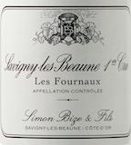 Domaine Simon Bize et Fils Savigny-lès-Beaune Premier Cru Aux Fourneaux label