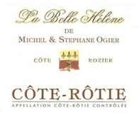 Domaine Michel et Stéphane Ogier Côte Rôtie La Belle Hélène label