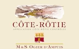 Domaine Michel et Stéphane Ogier Côte Rôtie  label