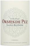 Château Les Ormes de Pez  label