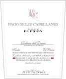Pago de los Capellanes Picon label