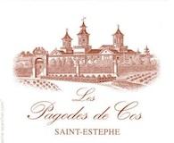 Château Cos d'Estournel Les Pagodes de Cos label