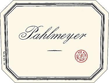 Pahlmeyer Proprietary Red label