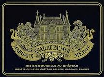 Château Palmer  Troisième Cru label