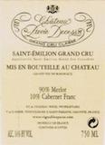 Château Pavie-Decesse  Grand Cru Classé label