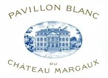 Château Margaux Pavillon Blanc label